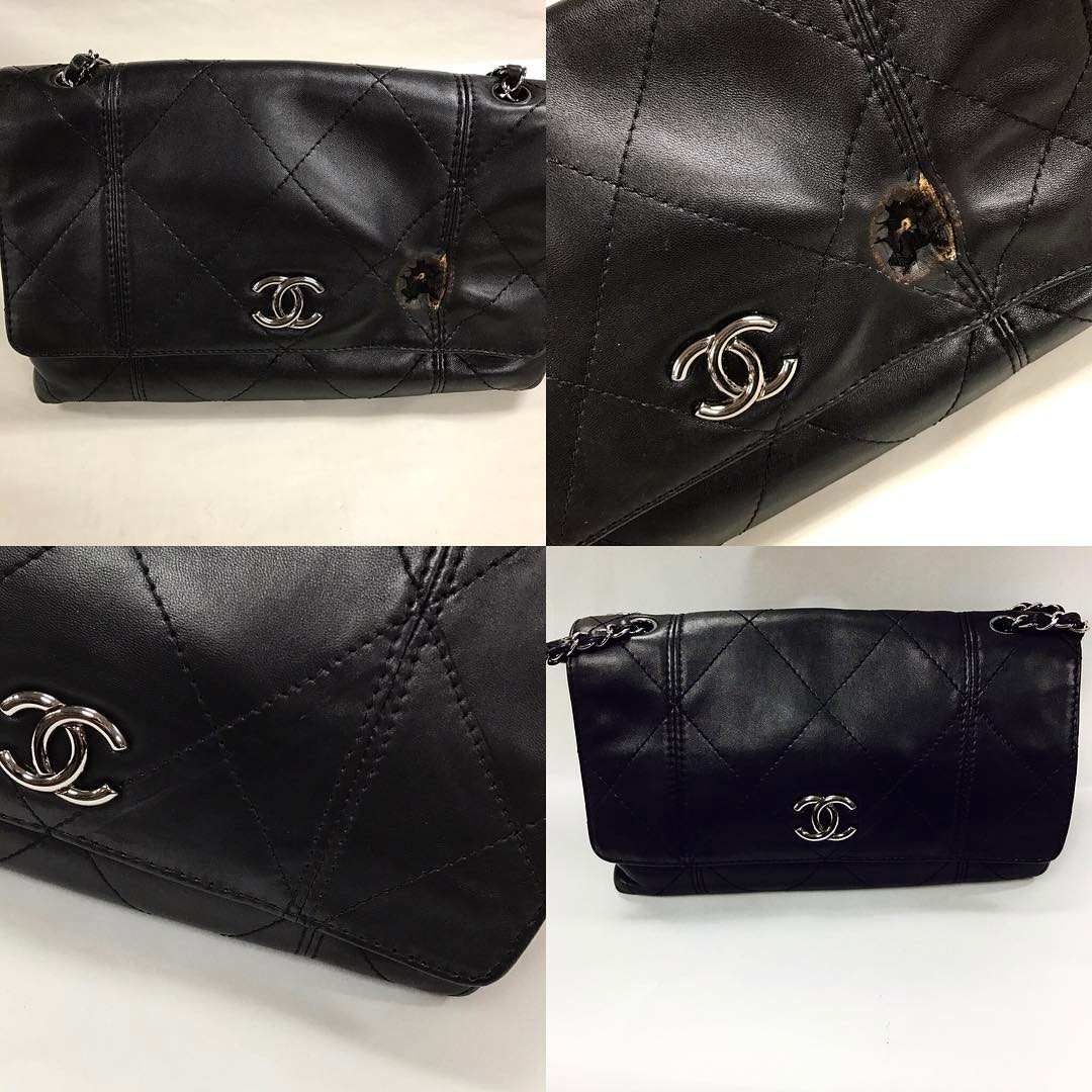 Chanel Fire Damage Rebuild