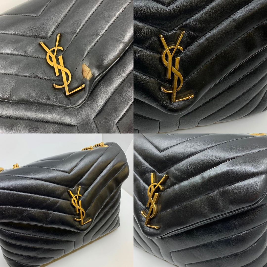 YSL Fire Damage