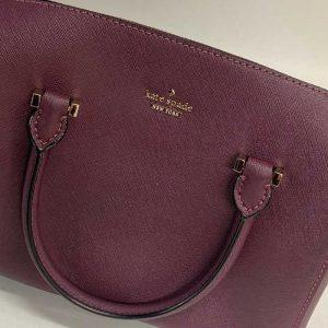 Kate-Spade-Purple-Handbag