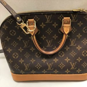 Louis-Vuitton-Brown-Handbag-Square2